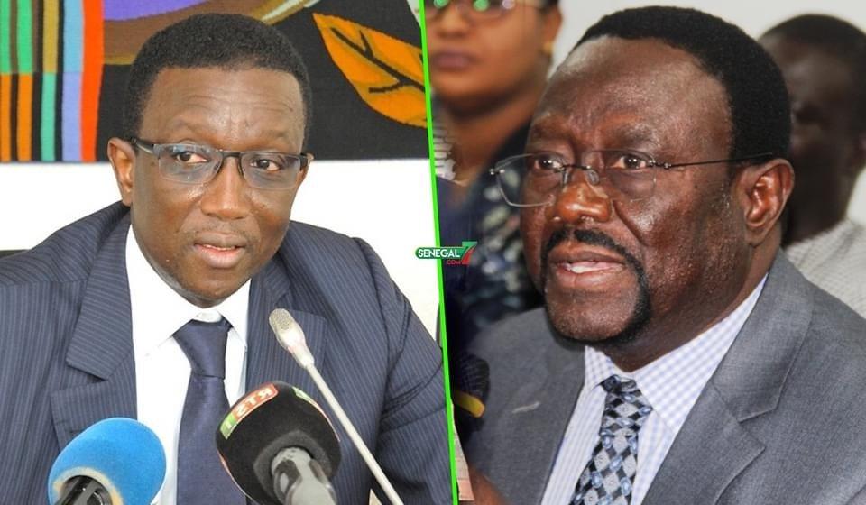 PARCELLES ASSAINIES – Chaude passe d'armes entre Mbaye Ndiaye et Amadou Ba