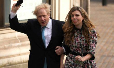 """ANGLETERRE – Boris Johnson se marie """"en secret"""", selon la presse"""