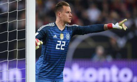 ALLEMAGNE – Ter Stegen forfait pour l'Euro