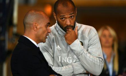 BELGIQUE – Thierry Henry adjoint de Martinez