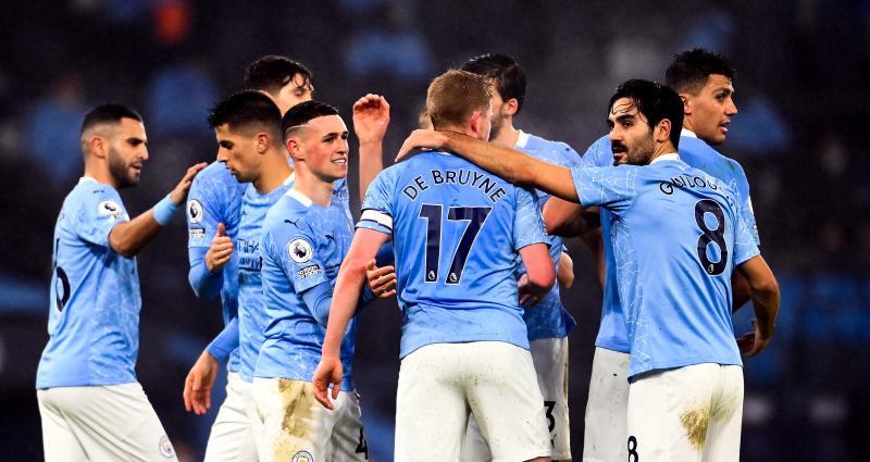 PREMIER LEAGUE – Manchester City décroche son 7ème titre!
