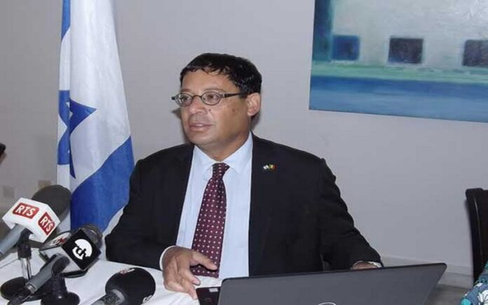 HEURTS A JERUSALEM – L'ambassadeur d'Israël à Dakar plaide la légitime défense