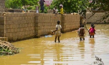 TAMBA – Les fortes pluies font un mort et plusieurs blessés