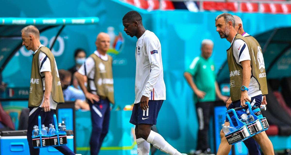 OFFICIEL – Euro terminé pour Ousmane Dembélé