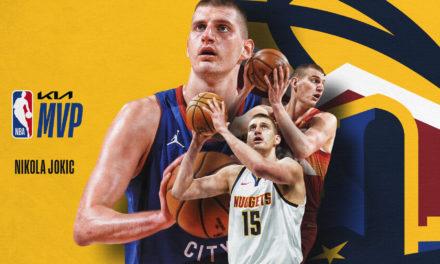 NBA – Nikola Jokic sacré MVP !