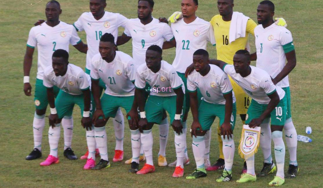 "FOOTBALL  – SENEGAL-CAP-VERT – Les ""Lions"" gagnent et rassurent (2-0)"
