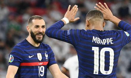 EURO 2020 – La France piège l'Allemagne (1-0)
