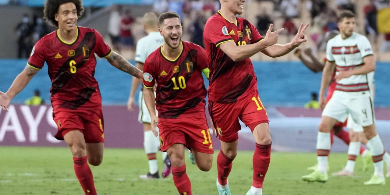 EURO 2020 – La Belgique sort le champion en titre, les Pays-Bas surpris par la Rép.tchèque