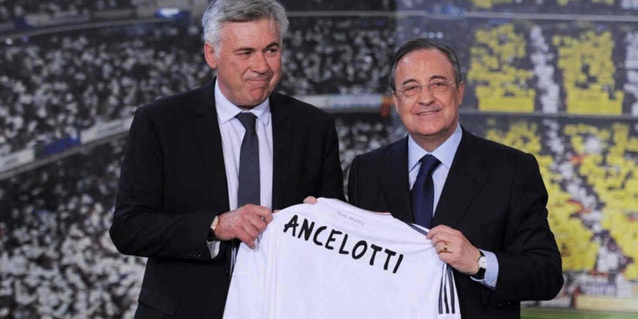 REAL MADRID – Ancelotti is back!
