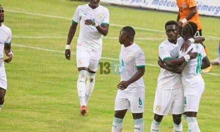 """FOOTBALL – SENEGAL-ZAMBIE – Les """"Lions"""" renouent avec le succès (3-1)"""