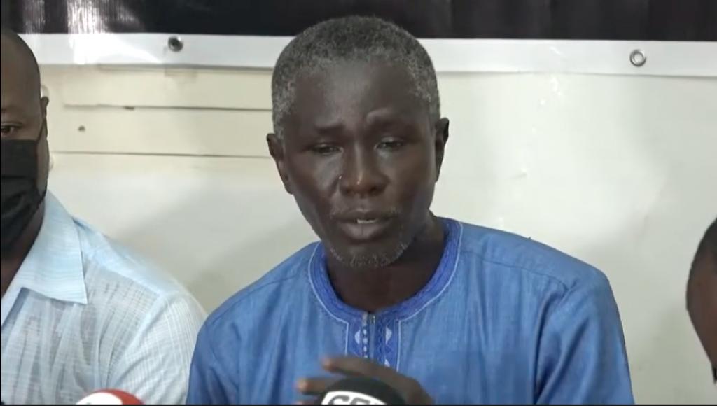 Pape Aly Faye , père du défunt complice de Boy Djinné: «Nous ne croyons pas à la thèse du suicide parce que…»