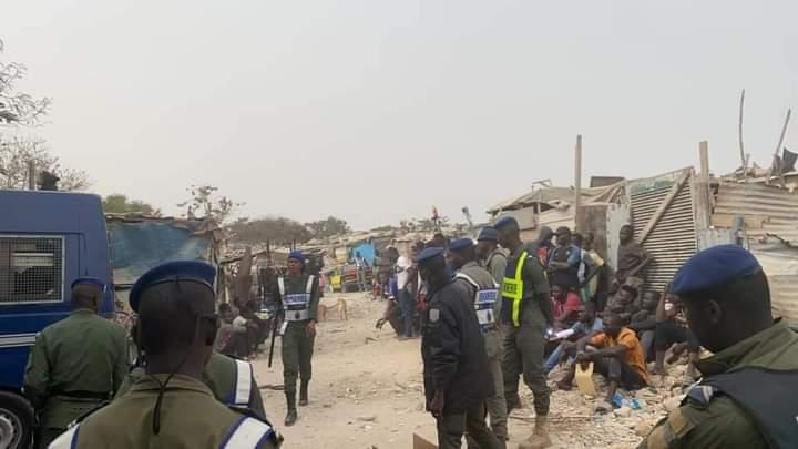 AXE MERMOZ-OUAKAM – La gendarmerie interpelle plus de 800 individus
