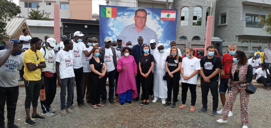 PÉTANQUE – La doublette Aziz Diop-Khadim Cissé à l'honneur de Gass!