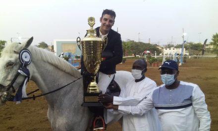 ÉQUITATION 8E JOURNÉE – Hamoudy Kazoun, Haut commandant du Grand prix
