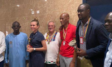 JEU D'ÉCHECS – Amadou Lamine Cissé sacré champion du Sénégal