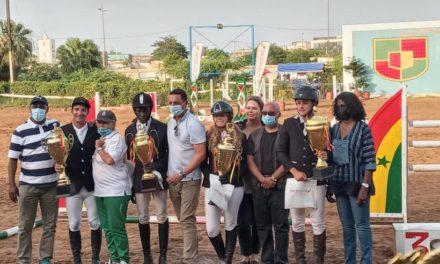 ÉQUITATION – Hamoudy, Yéléna, Alioune et Betty sacrés champions du Sénégal