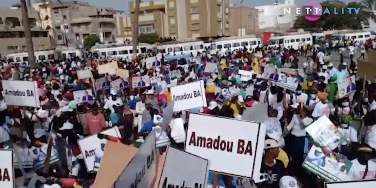 VIDEO – PLACE DE LA NATION – Le M 23 célèbre son 23  juin