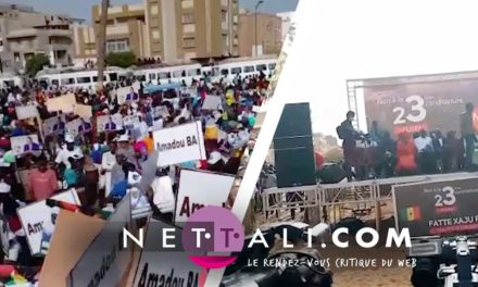 COUP DE PILON – L'illusion des foules !
