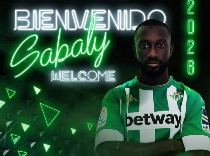 MERCATO – Youssouph Sabaly rejoint le Betis Seville