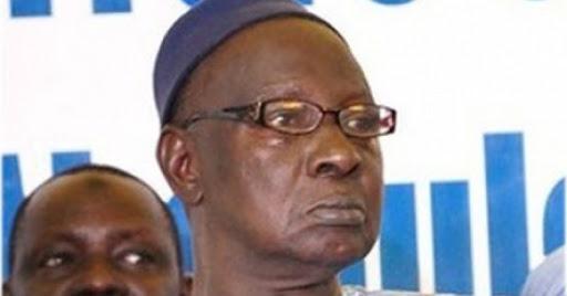 PDS – Décès de Abdoulaye Faye