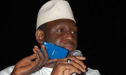 Adama Faye défie son beau-frère, Macky Sall