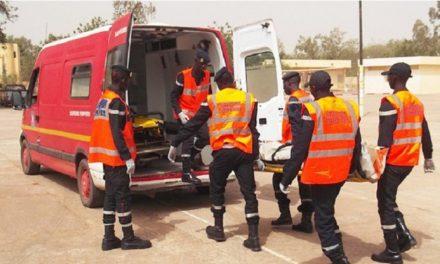 KAFFRINE – Deux morts et plusieurs blessés dans un accident