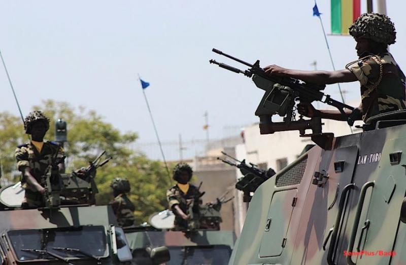 MALI – Un soldat sénégalais tué dans un accident