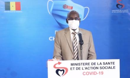 CORONAVIRUS AU SENEGAL – 28 nouveaux cas, 2 décès et 436 malades