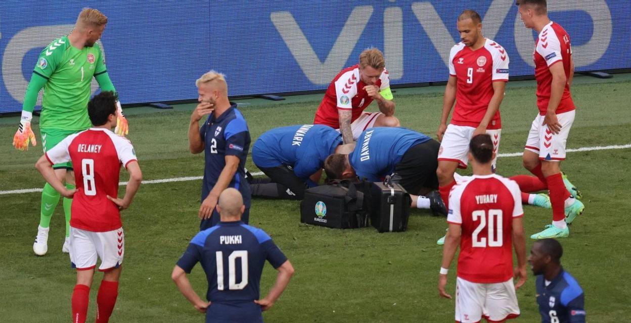 EURO 2020 – Des nouvelles rassurantes pour Eriksen