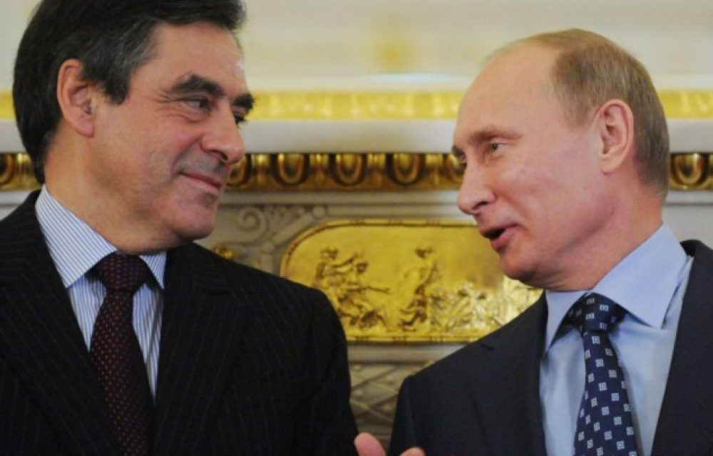 François Fillon bientôt au conseil d'administration d'un groupe pétrolier russe