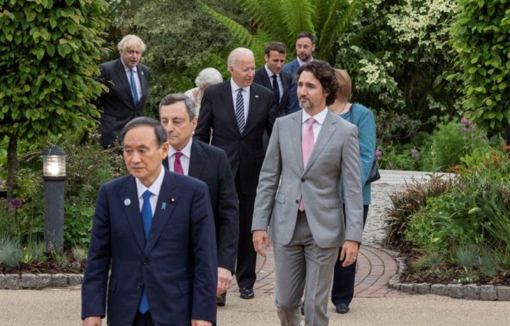 Les dirigeants du G7 approuveront le taux plancher d'impôt global sur les sociétés d'au moins 15%, selon la Maison blanche