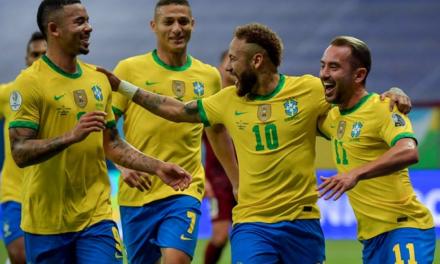 COPA AMERICA – Le Brésil réussit son entrée (3-0)