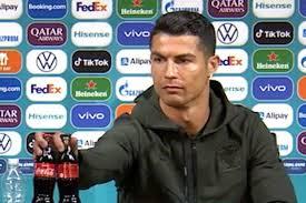 BOURSE – Ronaldo fait perdre une fortune à Coca-Cola