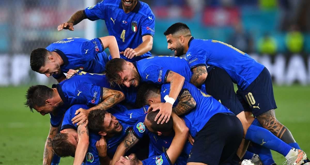 EURO 2021 – L'Italie en 8e de finale !