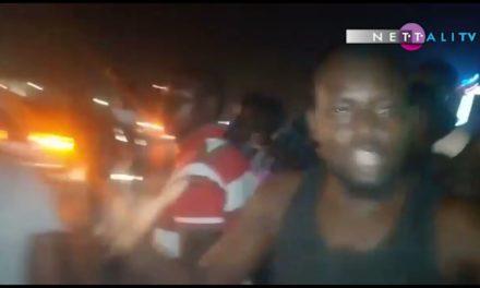 VIDEO – TOUBA  – Macky Sall  hué par des partisans d'Ousmane Sonko