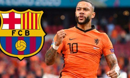 MERCATO – Memphis Depay rejoint le Barça