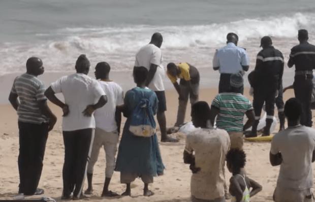 DRAME A LA PLAGE DE MALIKA – 8 cas de noyade dont cinq décès