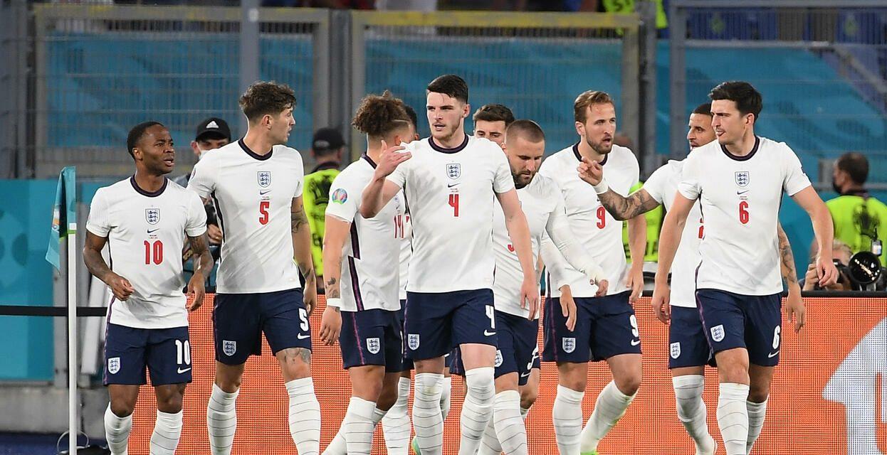 EURO 2020 – L'Angleterre écrase l'Ukraine (4-0) et rejoint le Danemark en demi
