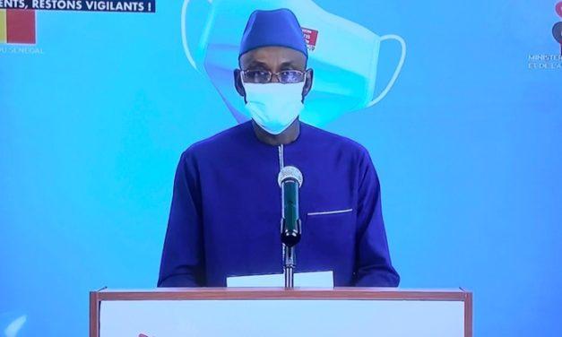 CORONAVIRUS AU SENEGAL – 504 nouveaux cas, 9 décès, 14.521 malades