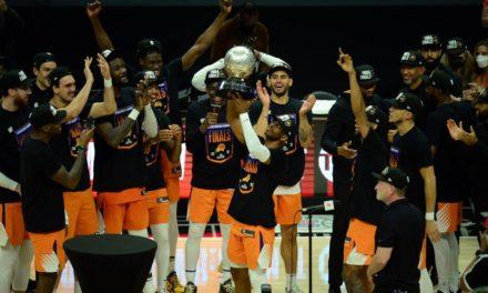 NBA – Les Suns champions de la Conférence Ouest