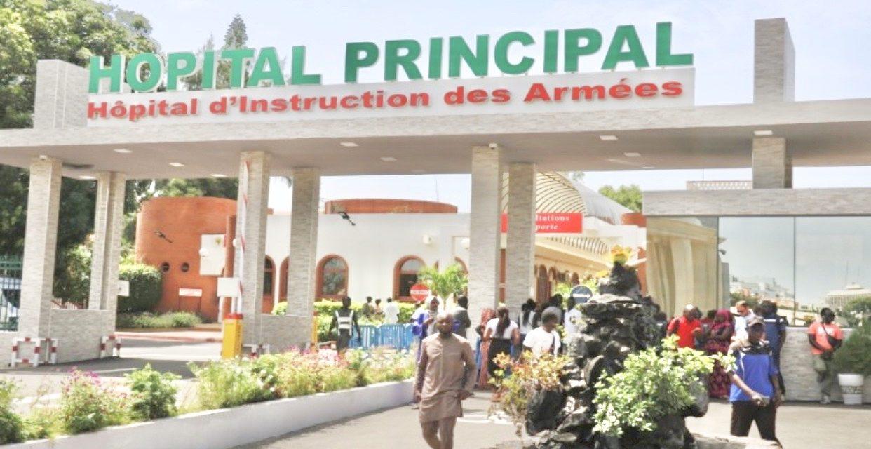 ARRIERES DE PRIMES, AVANCE TABASKI – Les travailleurs de l'Hôpital Principal de Dakar, en sit-in, haussent le ton