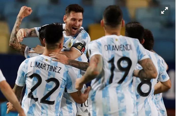 COPA AMERICA – L'Argentine rejoint le Brésil en finale!