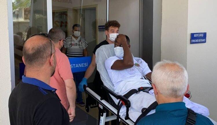 Le joueur Babacar Khouma victime d'un malaise cardiaque en Turquie