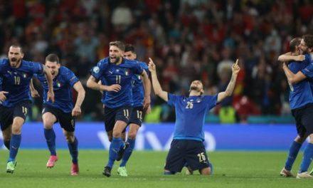 EURO 2020 – L'Italie en finale, 9 ans après!