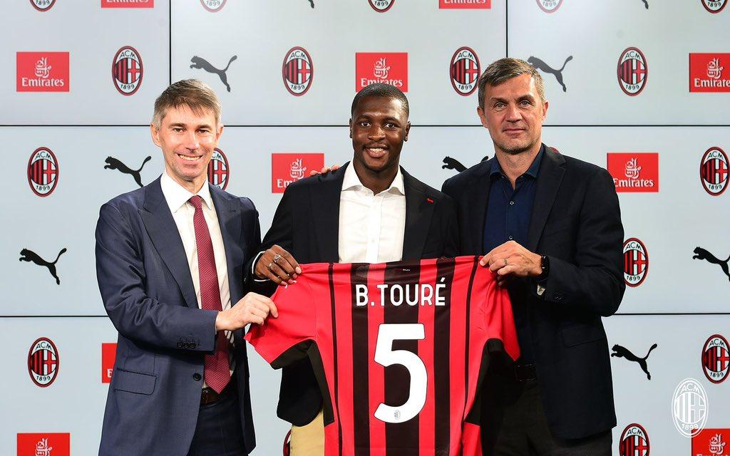 MERCATO – Fodé Ballo Touré rejoint le Milan AC