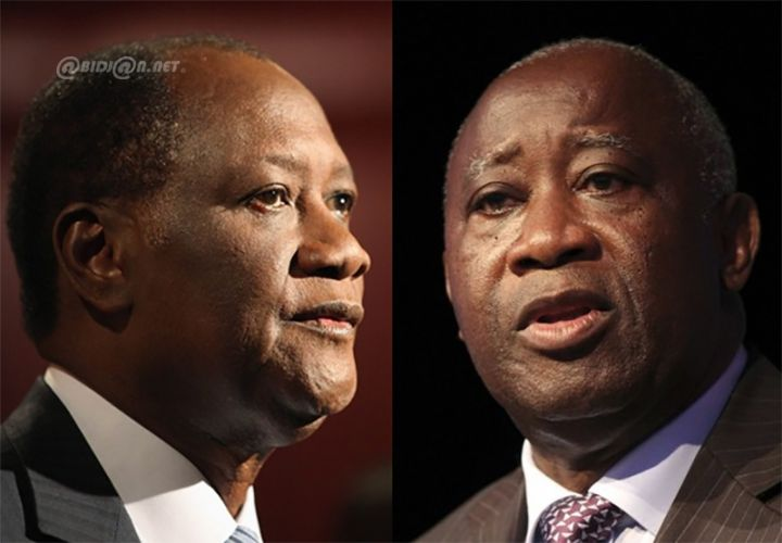 COTE D'IVOIRE  – Rencontre Ouattara – Gbagbo, le 27 juillet