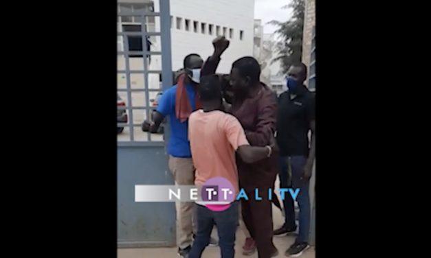 VIDEO – AUGUSTIN SENGHOR A PIKINE  – Le président du district de football décède, suite à une altercation