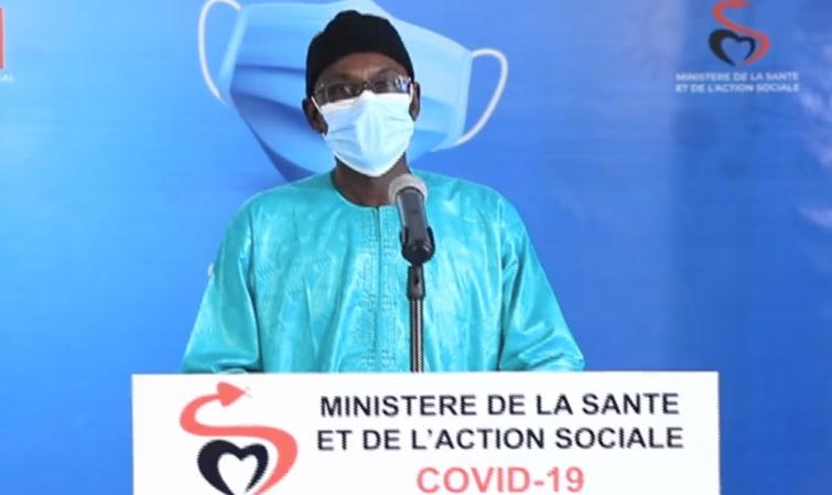CORONAVIRUS AU SENEGAL – 764 nouveaux cas et 7 décès!
