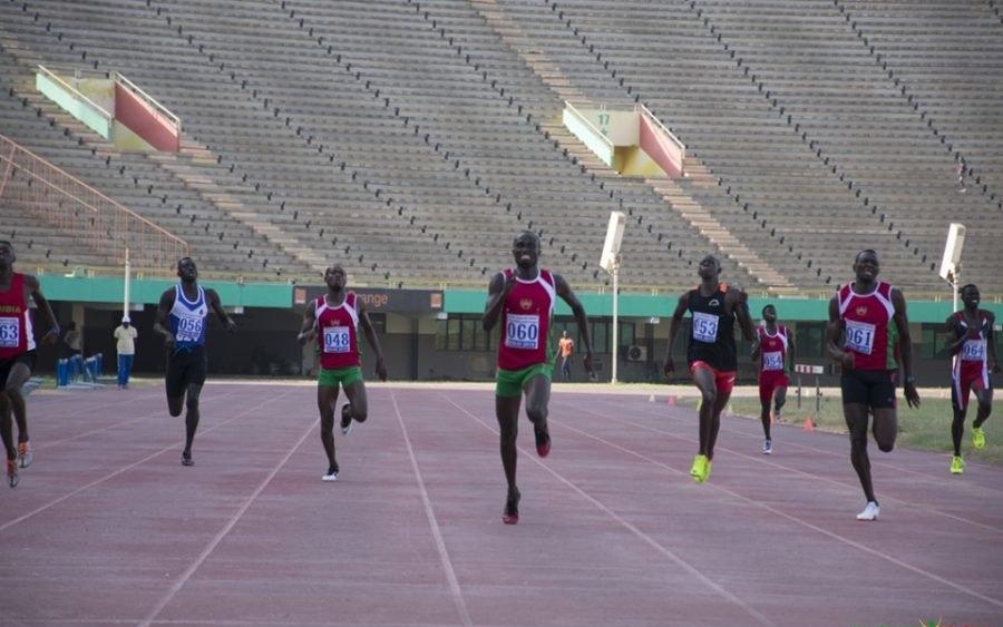 ATHLETISME – CHAMPIONNAT DU SENEGAL – Henry Bandiaky et Ndèye Arame Touré comme des fusées!