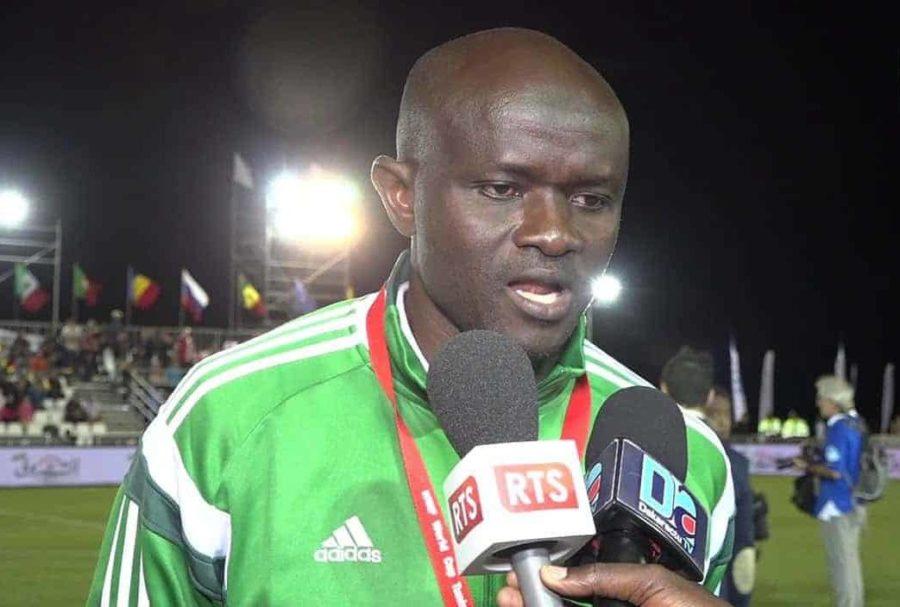 CAN MINI-FOOT – La colère noire de Cheikh Sidy Ba après la disqualification des Lions